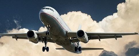 localizador de aviones