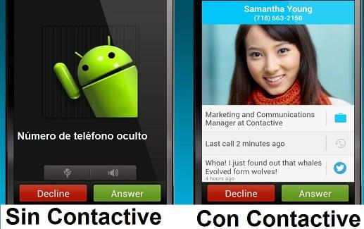 aplicación contactive