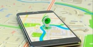 Localizador de móviles