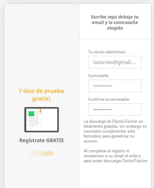 Descarga gratuita de DoctorTracker