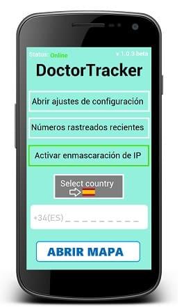 como localizar un celular vía satélite gratis
