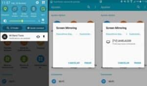 Duplicar pantalla Android